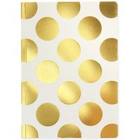 Shimmer Classic Notebook A5 Cream, Cream