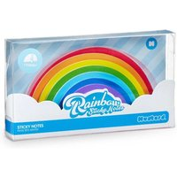 Rainbow Sticky Notes 100 Sheets