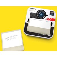 Photonotes - Camera Shaped Sticky Notes 100 Sheets