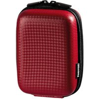 Hama Hardcase Colour Style Camera Bag 60L Red, Red at Ryman Stationery