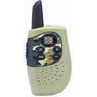 Cobra HM230B Walkie Talkie, Green