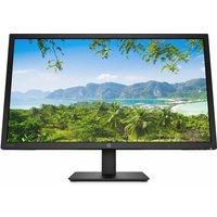 HP V28 4K HD Monitor, Black