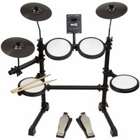 RockJam DDMESH500 8 Piece Electronic Drum Kit