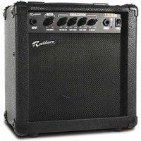 Rockburn BC15 15 Watt Bass Guitar Amplifier for Electric Guitar