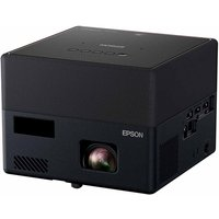 Epson Epiqvision EF-12 HD Mini Laser Projector with Android TV and Yamaha Sound, Black