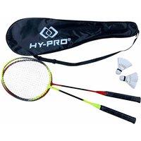 Hy-Pro Badminton Racket Set