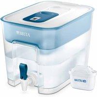 BRITA Flow MAXTRA Plus Water Dispenser 8.2L, Blue