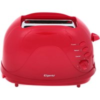 Buy Elgento 2 Slice Toaster, Red - Ryman