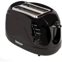 Buy Igenix 2 Slice Toaster Black, BLACK - Ryman