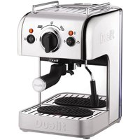 Dualit 3 in 1 Stainless Steel Coffee Machine