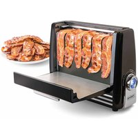Buy Smart Bacon Express Toaster, Black - Ryman