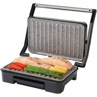 Buy Giles and Posner Marble Coated Health Grill, Black - Ryman