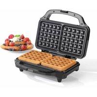 Buy Salter EK2249 Waffle Maker XL, Black - Ryman