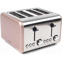 Buy Salter Metallic Polaris 4 Slice Toaster 1500W, Champagne - Ryman