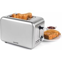 Buy Salter Metallic Polaris 2-Slice Toaster 850W, Titanium - Ryman
