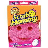 Scrub Mommy Dual Sided Scrubbing Sponge, Pink