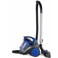 Beldray Telescopic Cylinder Vacuum Cleaner, Blue
