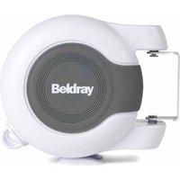 Beldray Retractable Dual Clothes Line 26 Metre, White