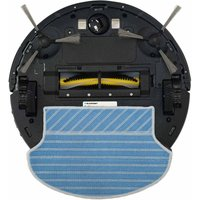 Blaupunkt Bluedot XSMART Robot Vacuum Cleaner and Mop, Black