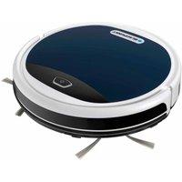 Blaupunkt Bluedot XEASY Robot Vacuum Cleaner, Black