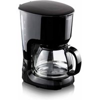Elgento 10 Cup Filter Coffee Maker 750W, Black