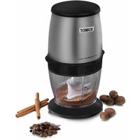 Tower Grinder and Chopper for Coffee and Spices 550ml