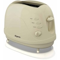 Buy Elgento 2 Slice Toaster Cream, Cream - Ryman