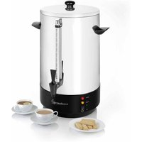 Signature Stainless Steel Catering Urn 20L, S/STEEL