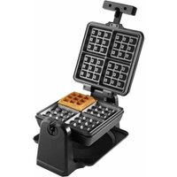 Buy Tower Rotary Waffle Maker, S/Steel - Ryman