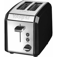 Buy Waring Extra Wide 2 Slice Bagel Toaster, S/Steel - Ryman