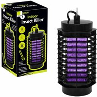 Indoor Electric Insect Killer, Black