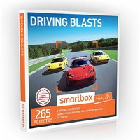 Buyagift Smartbox Driving Blasts Gift Experience