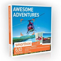 Buyagift Smartbox Awesome Adventures Gift Experience