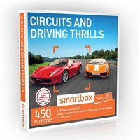 Buyagift Smartbox Circuits and Driving Thrills Gift Experience