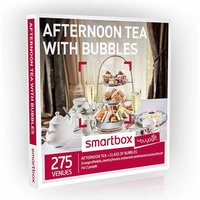 Buyagift Smartbox Afternoon Tea with Bubbles Gift Experience