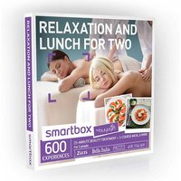 Buyagift Smartbox Lunch and Relaxation for Two Gift Experience