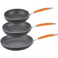 Joe Wicks Non Stick Frying Pan Three Piece Set