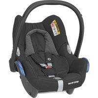 Maxi-Cosi Cabriofix Car Seat - Essential Black