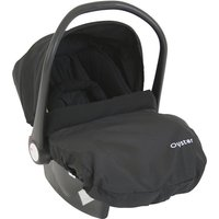 BabyStyle Oyster Car Seat - Smooth black