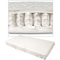 Samuel Johnston Fully Sprung Cot/Cotbed Mattress - 140 x 70 cm