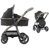 egg Stroller + Carrycot - Shadow Black