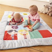 East Coast Say Hello Patchwork Activity Mat