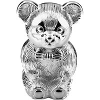 Bambino Silverplated Money Box - Bear