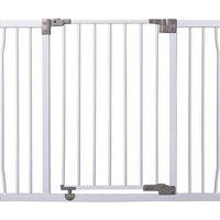 Dreambaby Liberty Xtra Wide Hallway Gate - White 99-106cm