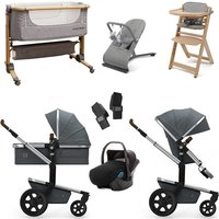 Joolz Day3 Premium Travel and Nursery Bundle - Classic Blue