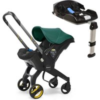 Doona Doona+ Infant Car Seat with ISO-fix Base - Racing Green
