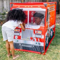 Melissa and Doug Indoor Playhouses - Fire Engine