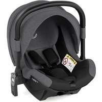 Jane Nest iSize Baby Carrier for Groowy - Jet Black