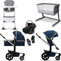 Joolz Day3 Essential Travel System and Nursery Bundle - Classic Blue