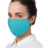 Noordi Adult Antimicrobial Face Mask - Ocean Blue